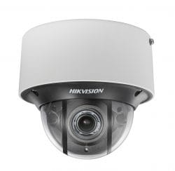 Hikvision Camera white background
