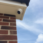 CCTV on house in Solihull