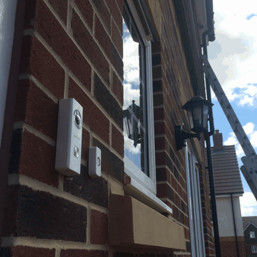 Solihull | Wifi Doorbell Install - Moore Security Systems Ltd