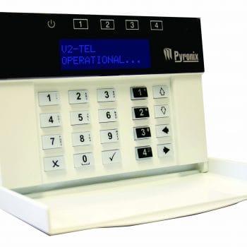 Pyronix Alarm Keypad